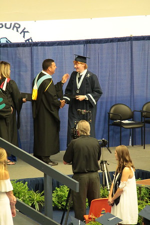 EBHS Graduation 2017