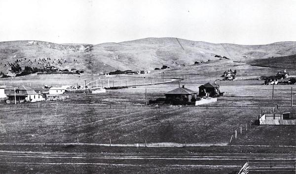 East Bay Hills History