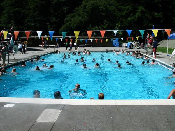 Mapped Swim Facilities