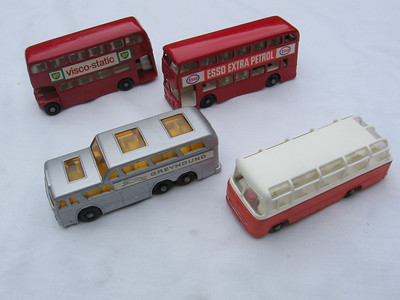 Matchbox Cars by Lesney of England