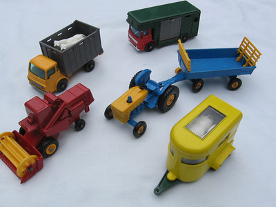 Farm Vehicles Collection