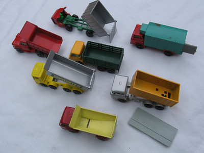 Utility and Service Vehicle Collection