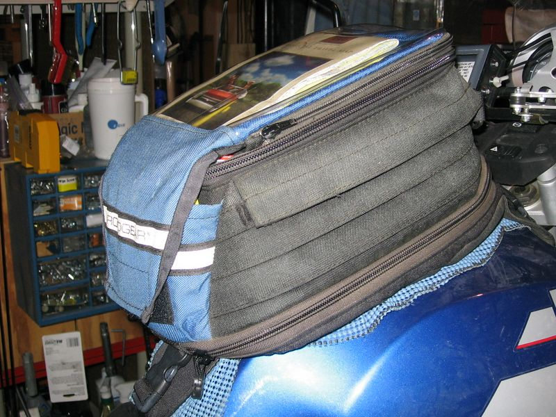 Roadgear Three-Point Sport Tank Bag