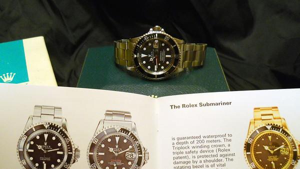 Rolex Submariner 1976