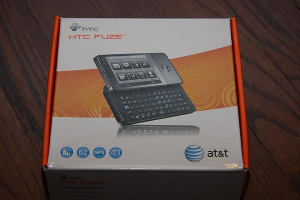 HTC Fuze