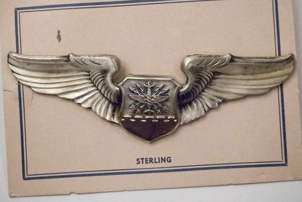 WW2 Service pins
