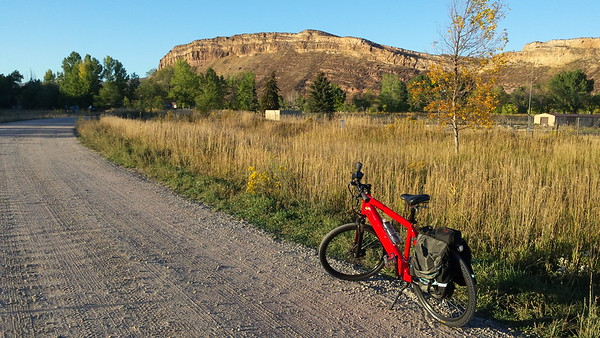 Inaugrural Ride to Watson Lake