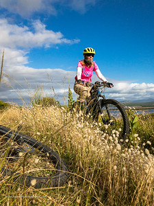 Mountain Biking. Hermanus, Overberg. Western Cape. South Africa