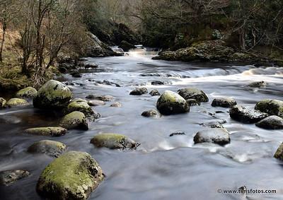 2.5 secs f22, Rivers Glenmacnass and Inchavore meet