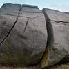 Fissured Rock (left hand)