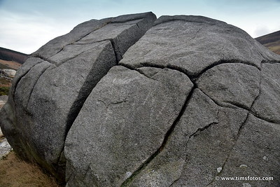 Fissured Rock (right hand)