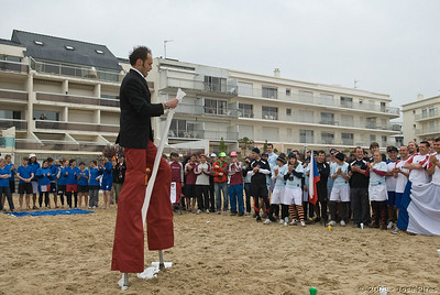 ECBU2008 - Opening Ceremony