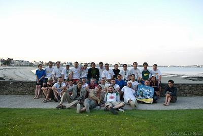 ECBU2008 - Staff