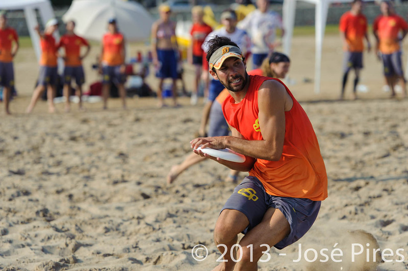 ECBU 2013. Calafell. Spain.<br /> Great Britain vs Spain. Mixed Masters Division.<br /> PhotoID : 2013-06-27-0144