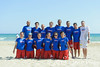 ECBU 2013. Calafell. Spain.<br /> France Mixed Masters.<br /> PhotoID : 2013-06-29-1523
