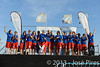 ECBU 2013. Calafell. Spain.<br /> France Women's Masters. 3rd Place. bronze medal.<br /> PhotoID : 2013-06-29-2164