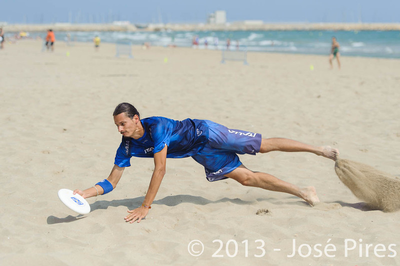 ECBU 2013. Calafell. Spain.<br /> France vs Italy. Open Masters Division.<br /> PhotoID : 2013-06-27-0100