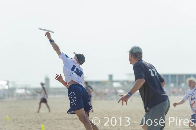ECBU 2013. Calafell. Spain.<br /> Austria vs Great Britain. Grand Masters Division.<br /> PhotoID : 2013-06-28-0363