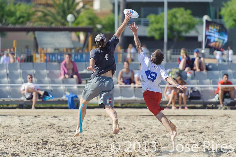 ECBU 2013. Calafell. Spain.<br /> Austria vs France. Grand Masters. Final.<br /> PhotoID : 2013-06-29-1671