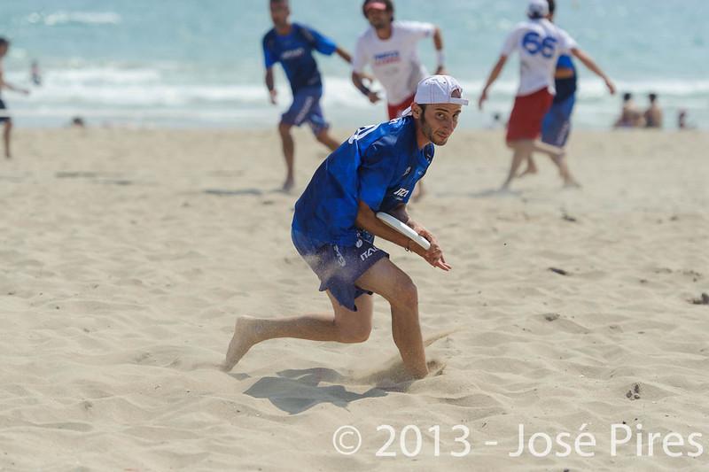 ECBU 2013. Calafell. Spain.<br /> France vs Italy. Open Masters Division.<br /> PhotoID : 2013-06-27-0097