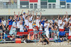 ECBU 2013. Calafell. Spain.<br /> Sidelines. Austria vs France. Grand Masters. Final.<br /> PhotoID : 2013-06-29-1899