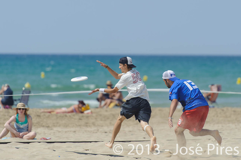 ECBU 2013. Calafell. Spain.<br /> Switzerland vs France. Open Division.<br /> PhotoID : 2013-06-28-0536