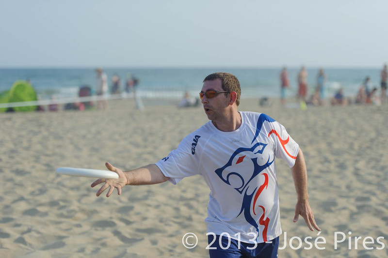 ECBU 2013. Calafell. Spain.<br /> Great Britain vs France. Grand Masters Division.<br /> PhotoID : 2013-06-27-0191