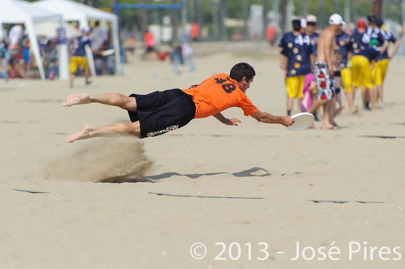 ECBU 2013. Calafell. Spain.<br /> Austria vs Netherlands. Open Masters Division.<br /> PhotoID : 2013-06-27-0126