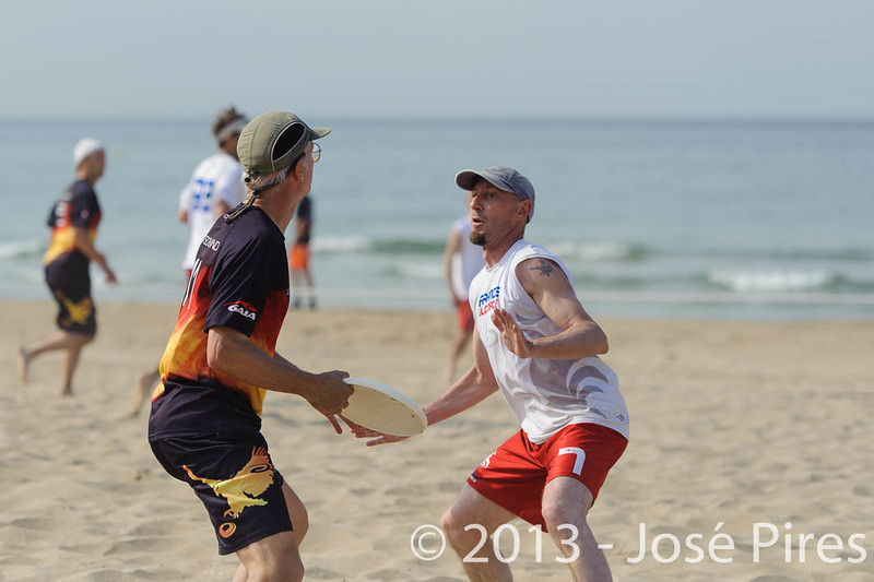 ECBU 2013. Calafell. Spain.<br /> Germany vs France. Grand Masters Division.<br /> PhotoID : 2013-06-28-0326