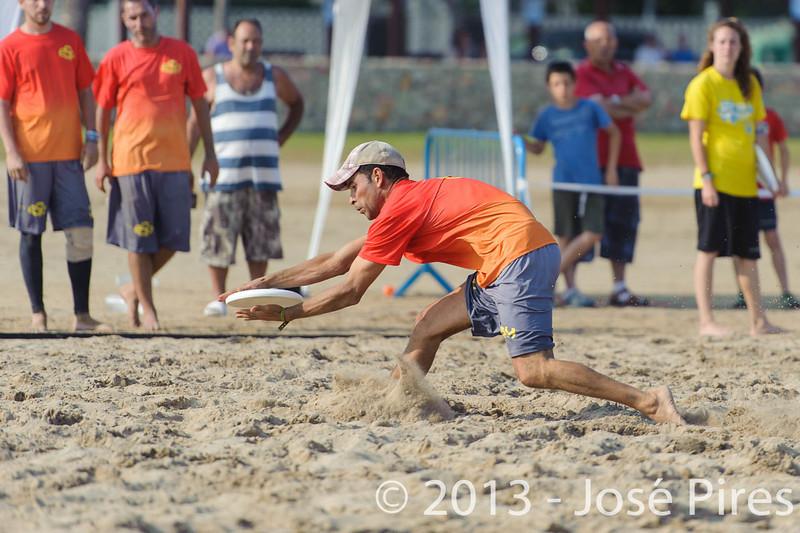 ECBU 2013. Calafell. Spain.<br /> Great Britain vs Spain. Mixed Masters Division.<br /> PhotoID : 2013-06-27-0148