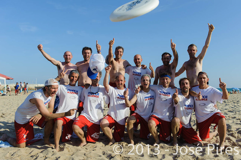 ECBU 2013. Calafell. Spain.<br /> France Grand Masters. European Champions.<br /> PhotoID : 2013-06-29-2094