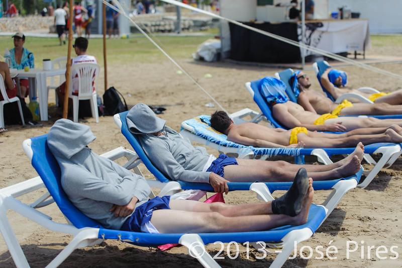 ECBU 2013. Calafell. Spain.<br /> Sidelines.<br /> PhotoID : 2013-06-28-0664