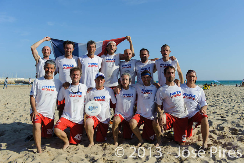 ECBU 2013. Calafell. Spain.<br /> France Grand Masters. European Champions.<br /> PhotoID : 2013-06-29-2083