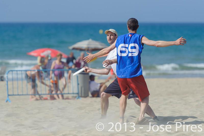 ECBU 2013. Calafell. Spain.<br /> Germany vs France. Grand Masters Division.<br /> PhotoID : 2013-06-29-1070