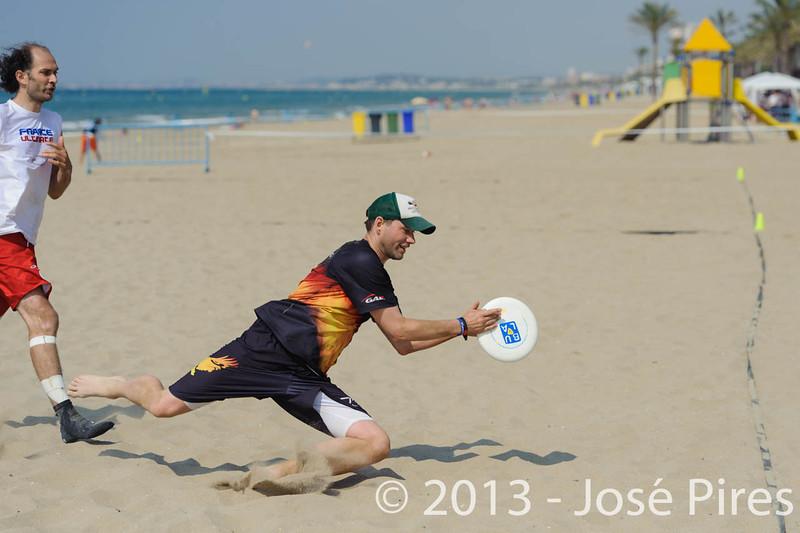 ECBU 2013. Calafell. Spain.<br /> Germany vs France. Grand Masters Division.<br /> PhotoID : 2013-06-28-0459