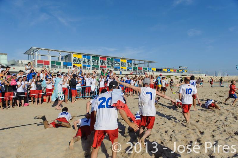 ECBU 2013. Calafell. Spain.<br /> Austria vs France. Grand Masters. Final.<br /> PhotoID : 2013-06-29-2055