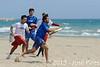 ECBU 2013. Calafell. Spain.<br /> France vs Italy. Open Masters Division.<br /> PhotoID : 2013-06-27-0078