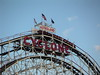 Coney Island Cyclone - Close up