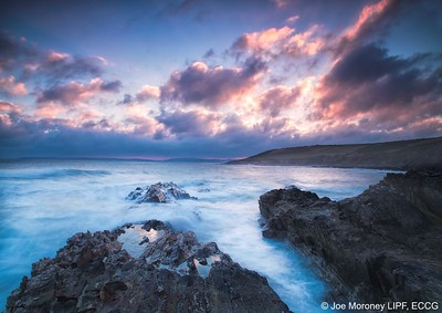 Best Seascape (Joint Winner) - Joe Moroney LIPF