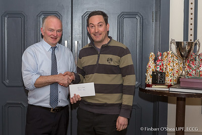 Grade C - second place - Paul Stack. With Kevin Day