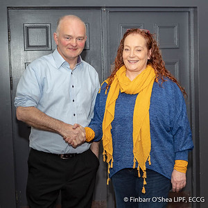 Photographer of the Year 2019, Second Place - Rosanne Donovan. With Kevin Day.