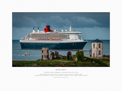 16 Queen Mary 2 print