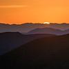 Amargosa Range sunrise I
