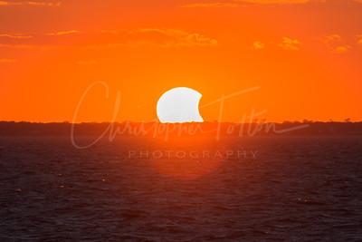 Chesapeake Bay Eclipse