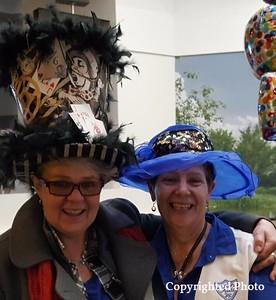 Karen Howard and Sandi MacMillan