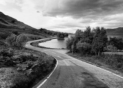 Highland Highway.