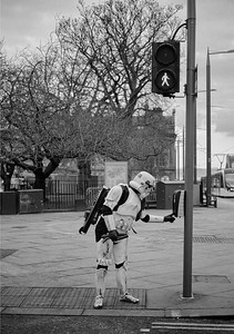 The Obedient Stormtrooper.