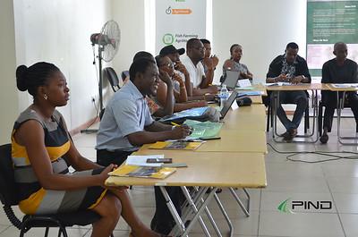 Aquaculture ASP Training of trainers