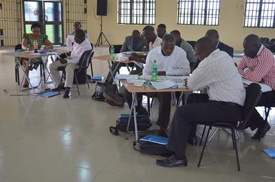 NAEC Training at EDC 2012