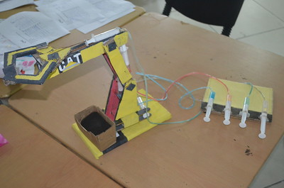 Science, technology, engineering and mathematics workshop
